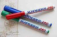 Маркер перманентний Schneider 240