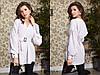 Современная блуза, выполненная из софта.  Размер: С,М . Разные цвета (Р 2465), фото 4