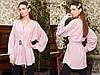 Современная блуза, выполненная из софта.  Размер: С,М . Разные цвета (Р 2465), фото 7