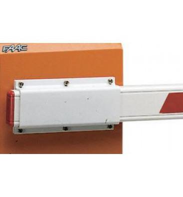 Кронштейн FAAC 428154 для крепления прямоугольных стрел 50х100 мм
