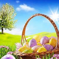 Христос Воскрес! Зі святом Великодня!