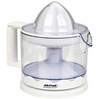 Соковитискач MPM Product MWC-02 якісна для фрешу будинку соковижималка для цитрусових кухонні