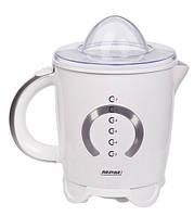 Соковыжималка MPM Product MWC-03 сок в домашних условиях мощность 40 Вт для апельсинов лимонов