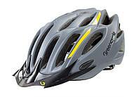 Шлем Green Cycle Rock серый