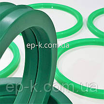 Манжета полиуретановая PU 100х80х10 Green, фото 3