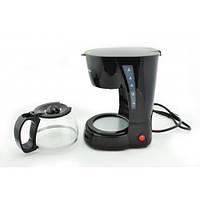Кофеварка Domotec MS 0707 компактная для домашнего использование апарат для кофе, фото 1