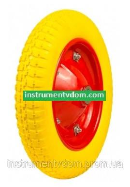 Колесо пенополиуретановое 3.00-8/16 (диаметр 345 мм)