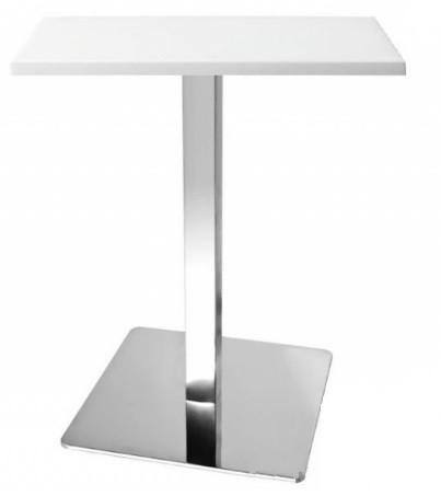 Барный стол Бали2W белый 70*70 от SDM Group