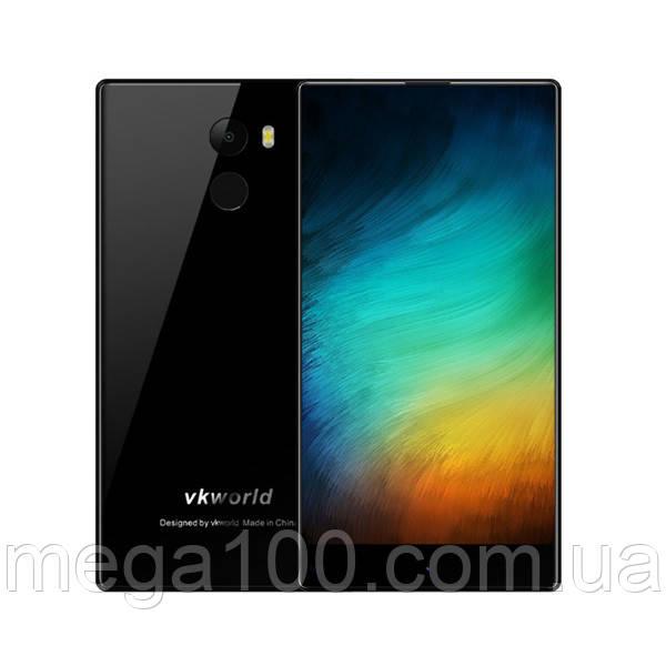 Смартфон Vkworld Mix Plus черный (экран 5,5 дюймов, памяти 3/32, емкость акб 2850 мАч)