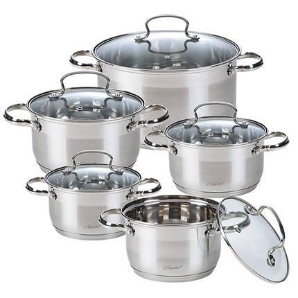 Набор посуды MR-3520-10, фото 2