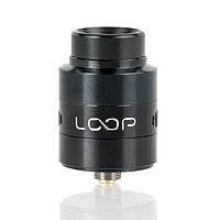 Дрип-атомайзер Geekvape Loop V1.5 RDA Quality Replica (Black)