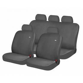 Чехлы на сиденье автомобиля Hadar Rosen SOLID Темно-серый 10930