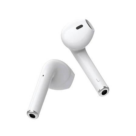 Безпровідні навушники HOCO ES20 Original series White, фото 2