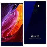 Смартфон Vkworld Mix Plus синий (экран 5,5 дюймов, памяти 3/32, емкость акб 2850 мАч), фото 3