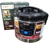 Мультиварка Rainberg RB-801 мультиварка 6 л 1500 Вт кухонная