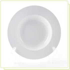 Тарелка для супа White Linen MR-10001-03