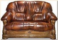 Химчистка кожаных диванов