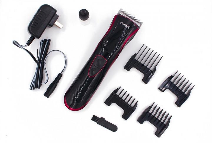Машинка для стрижки волос Gemei GM 792 триммер бритва для мужчин