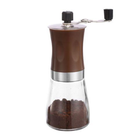 Кофемолка BOHMANN BH 02-650 стекло прибор для измельчения кофе ручная