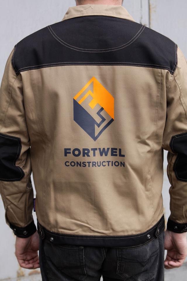 Куртки мужские с логотипом в Днепре