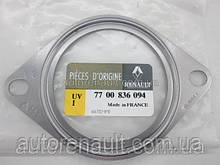 Прокладка выхломной системы на Рено Кенго 1.9dci/dTi 2001> — Renault (Оригинал) - 7700836094