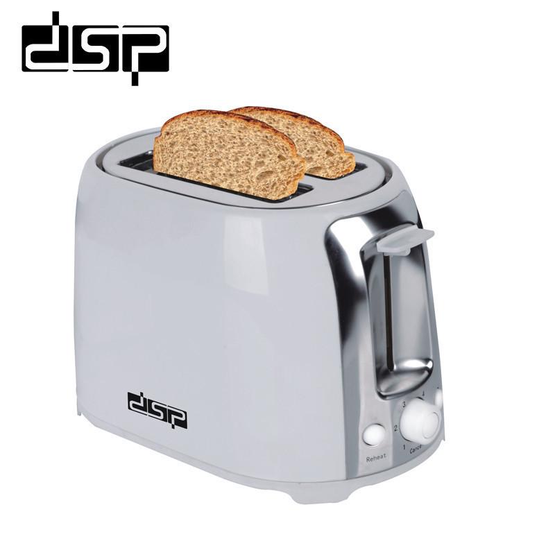 Тостер DSP KC2001 750 Вт электрический тостер кухонная техника для любителей бутербродов