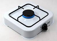 Газовая плита настольная D&T DT-6001 компактная для дома дачи