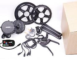 Электромотор Bafang BBS01 36V 500W дисплей C 790 электрический комплект для велосипедов