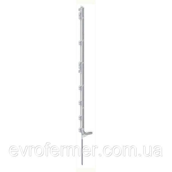 Столбик из полипропилена 107 см для электрической изгороди