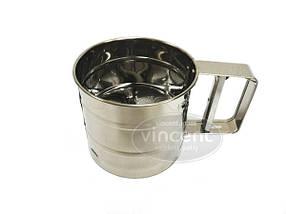 Чашка-сито для муки Vincent VC-1210