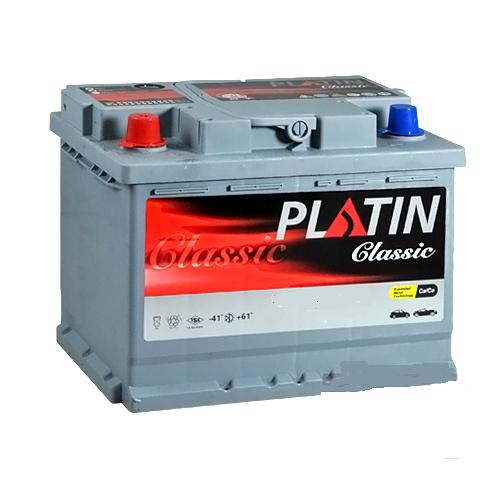 АКБ PLATIN 6СТ- 70Aз 670A L+ 242*175*190 Classic