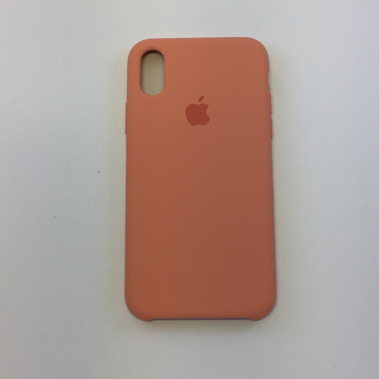 """Чехол - Silicon Case для iPhone """"Фламинго- №27"""" - copy orig."""