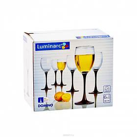 Набор бокалов для вина Luminarc DOMINO /6х350 мл.