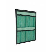 Подвесной органайзер Green Bag 32х45 (4 кармана), Підвісна органайзер Green Bag 32х45 (4 кишені)