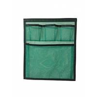 Подвесной органайзер Green Bag 40х47 (4 кармана), Підвісна органайзер Green Bag 40х47 (4 кишені)