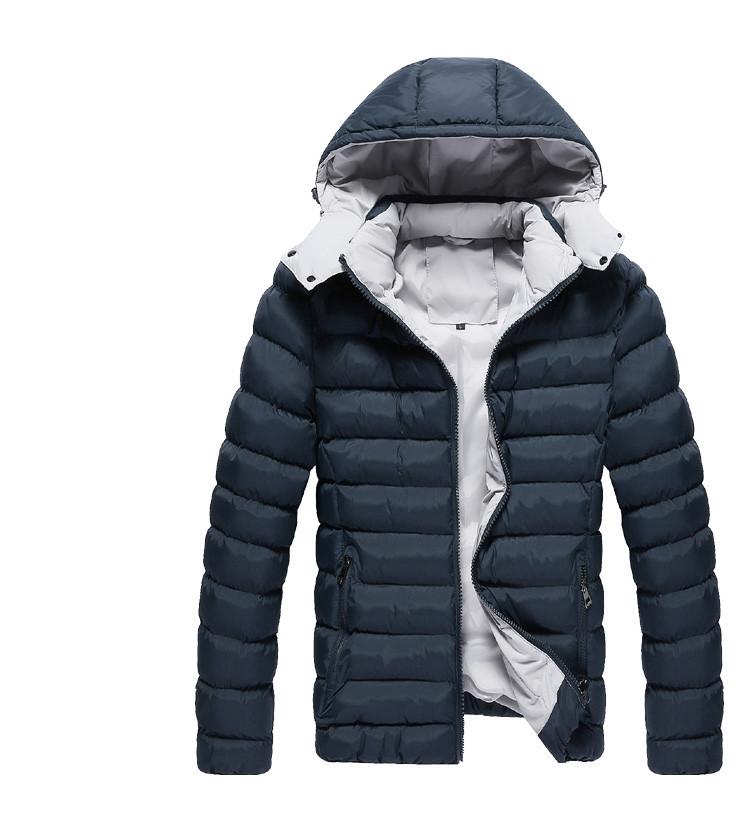 Мужская куртка размер 44 (5XL)  AL-5261-95