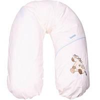 Подушка для кормления Womar Силикон молочная с аппликацией 44005