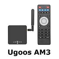 Ugoos AM3 2/16, Amlogic S912, Смарт ТВ Приставка, Smart TV Box Android