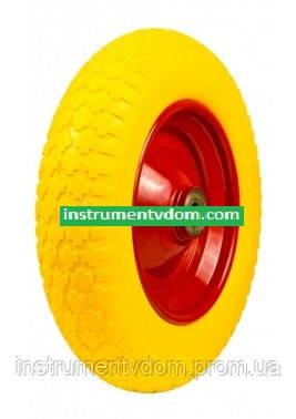 Колесо пенополиуретановое 3.50-8/204 (диаметр 360 мм)