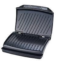 Электрический гриль пресс DSP KB-1035 барбекю для дома 1200 Вт антипригарное покрытие ребристая плита