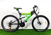 Горный велосипед Azimut Tornado 26 GD ( 19 рама)