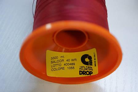 Нить №40 3300 м. Италия цвет фуксия(1055), фото 2