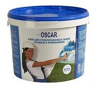 Клей Оскар для стеклохолста и стеклообоев готовый 10кг Oscar GO 10