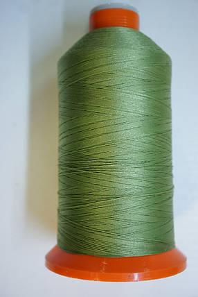 Нить №40 3300 м. Италия цвет зеленый(3210), фото 2