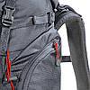 Рюкзак туристический Ferrino Transalp 60 Dark Grey, фото 2