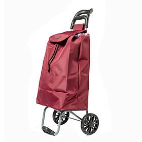 Сумка-тележка Epic City X Shopper Ergo 40 Oxblood Red