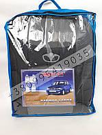 Чехлы на Дэу Ланос 1997 Daewoo Lanos - Nika комплект модельный