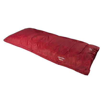 Спальный мешок Highlander Sleepline 250/+5°C Red (Left), фото 2