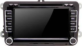 Штатная магнитола AudioSources ANS-610 VW Polo, Passat, CC, Jetta, Golf, Tiguan, Touran, Scirocco, Caddy, Eos.