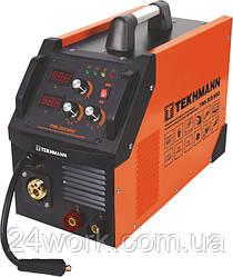 Зварювальний інверторний напівавтомат Tekhmann TWI-305 MIG